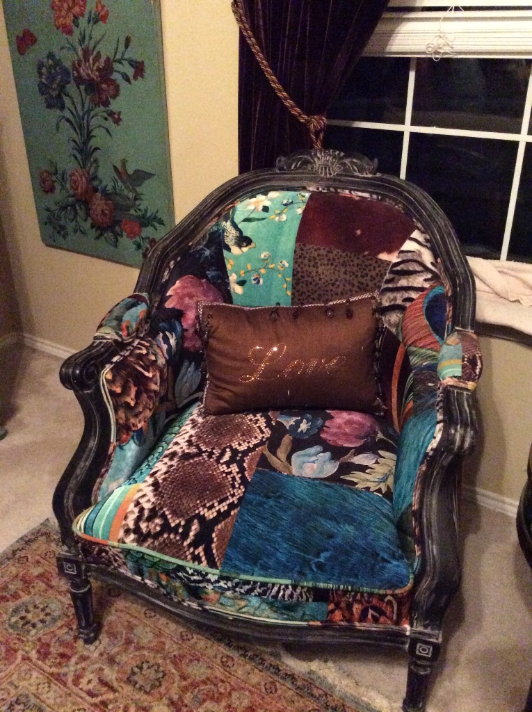 Funky-accent-chair